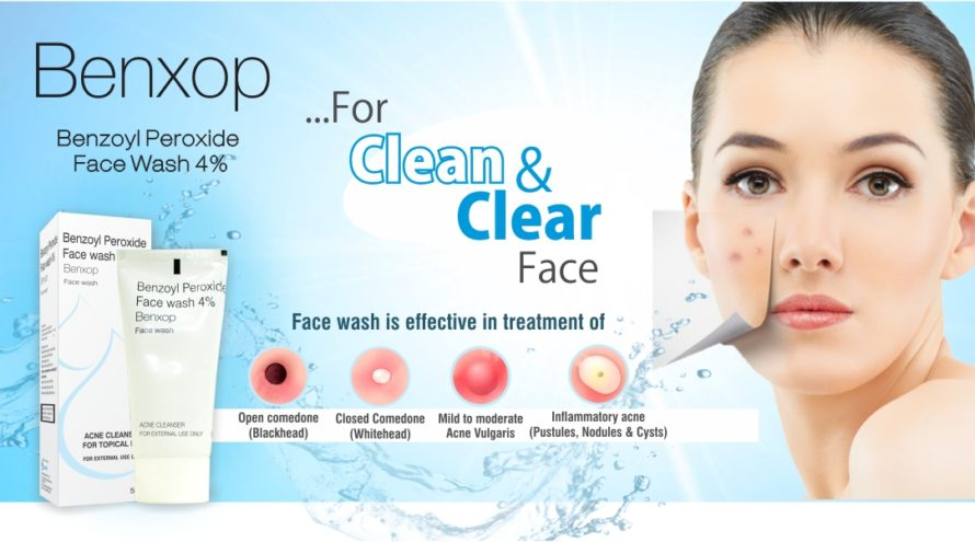 Benxop -Best Acne Clear Facewash