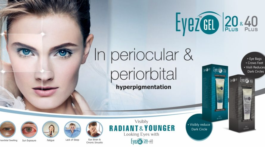 Eyez Gel 20 Plus & 40 Plus
